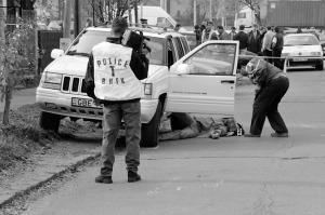 A Prisztás gyilkosság (fotó: pestisracok.hu)
