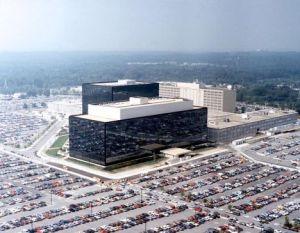 Az NSA központja